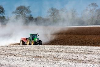 Ярославская область выполнила план по известкованию кислых почв с господдержкой на 98%