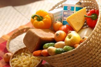 В магазинах Курганской области пшено, яйца и сливочное масло стали дешевле