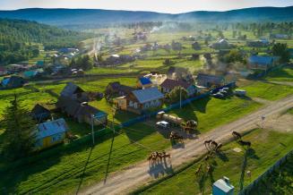 Кабмин направит в 2021 году около 20 млрд руб. на развитие сельских территорий