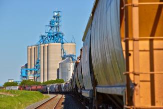 В Сибири открыли новый железнодорожный маршрут для экспорта зерновых в Турцию