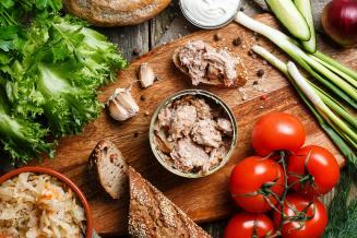 Производство мясных консервов в России в 2020 году выросло более чем на 10%