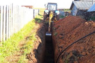 В Чеченской Республике в 2020 году проложено 33,9 км водопроводов и 29,3 км газопроводов