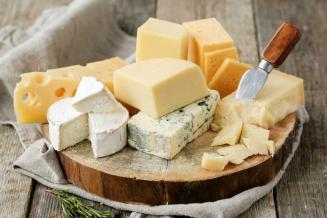 В январе Московская область обогнала Алтайский край по производству сыра в РФ