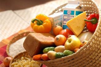 Обзор цен на продовольственные товары в Курской области