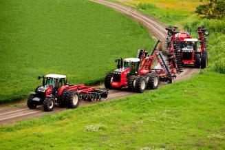 Российские аграрии нарастили темпы обновления парка сельхозтехники