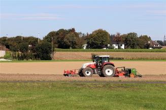 В Белгородской области начался сев яровых зерновых