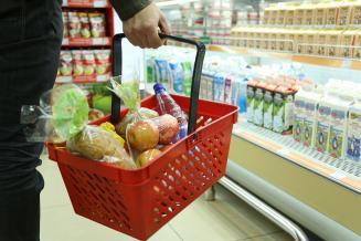 Стоимость минимального набора продуктов вмарте вЯрославской области составила 4472руб.
