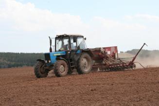 В Тверской области идет подготовка к весенним полевым работам