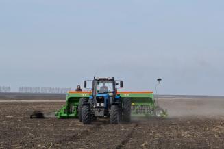 В Приморском крае план ярового сева выполнен на 17,9%