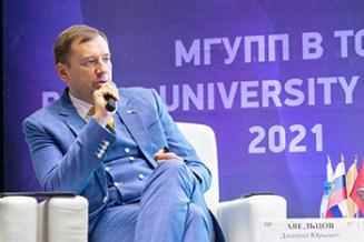 Дмитрий Авельцов: «За 5 лет экспорт продукции российского АПК вырос на 68% в денежном выражении»
