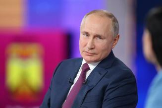 Квотирование экспорта и пошлины позволили сдержать цены на хлеб, масло и сахар — Путин