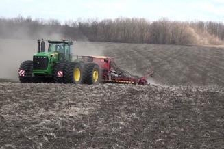 В Калининградской области план сева зерновых выполнен на 106%