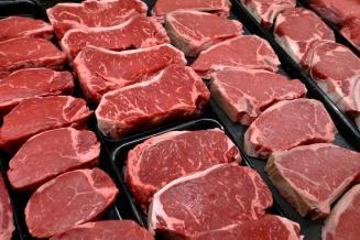 Импорт мяса в Россию в январе — апреле упал на 20%, до 77,6 тыс. т — ФТС