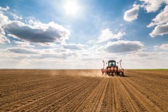 Кредитование сезонных полевых работ увеличилось на 15,3%