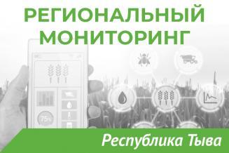 Еженедельный бюллетень о состоянии АПК Республики Тыва на 22 июня