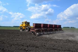 В Республике Крым вэтом году перевыполнили план сева зерновых на21,2%
