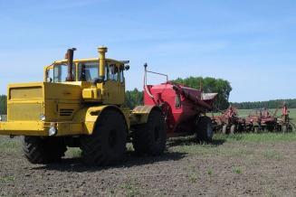 План ярового сева в Челябинской области выполнен более чем на 80%