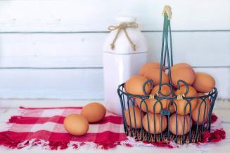 ВИвановской области самые низкие в ЦФО цены производителей наяйца