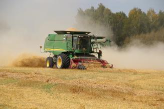 Минсельхоз России ожидает рекордные показатели урожая на юге страны