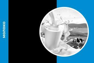 Обзор рынка молока имолокопродуктов за3мес. 2021года