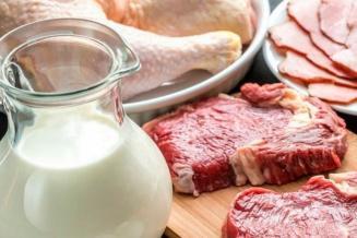 В Воронежской области выросло производство молока и мяса