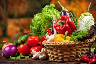 В России собрано более 1,1 млн т овощей