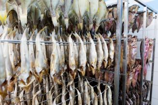 Соленая, копченая, вяленая: как томский завод повышает интерес потребителей крыбной продукции