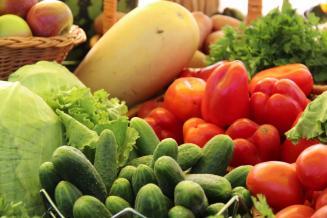 В Астраханской области снизились розничные цены на овощи