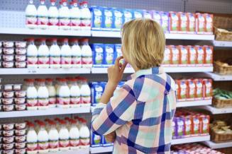 Молочный союз России обратился в ФАС по поводу больших наценок в федеральных сетях