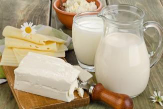 Экспорт молочной продукции из России увеличился на 20%