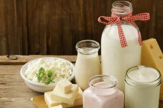 В России отмечается значительное увеличение экспорта и снижение импорта молочной продукции