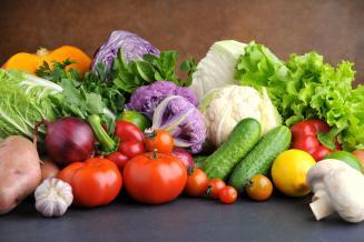 В России собрано более 1,4 млн т овощей