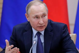 Путин считает, что использовать продукты сГМО пока рано