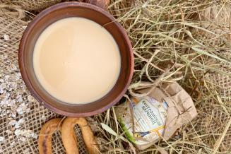 Впервые на «Вкусах России» — старинный напиток варенец