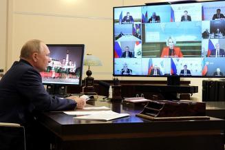 Владимир Путин отметил успехи российских селекционеров