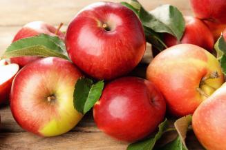 В Краснодарском крае снизились розничные цены на яблоки